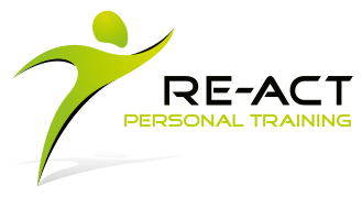 Logo Re-act Personal Training